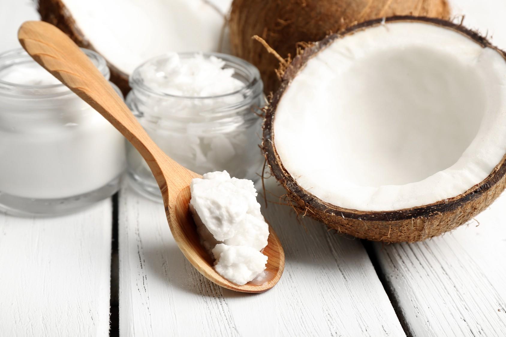 olej kokosowy wlasciwosci