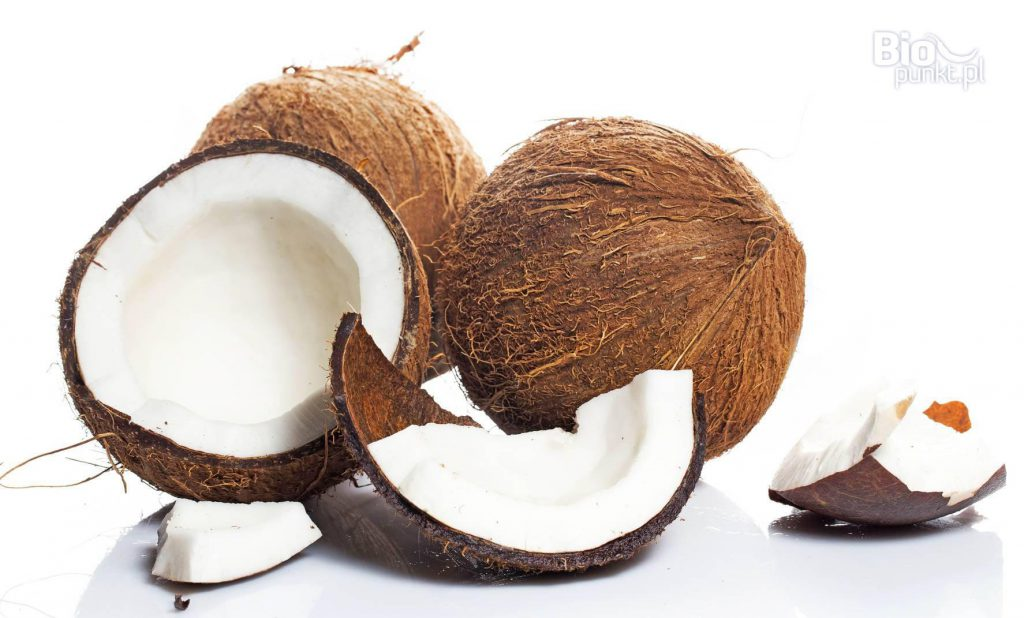 historia oleju kokosowego