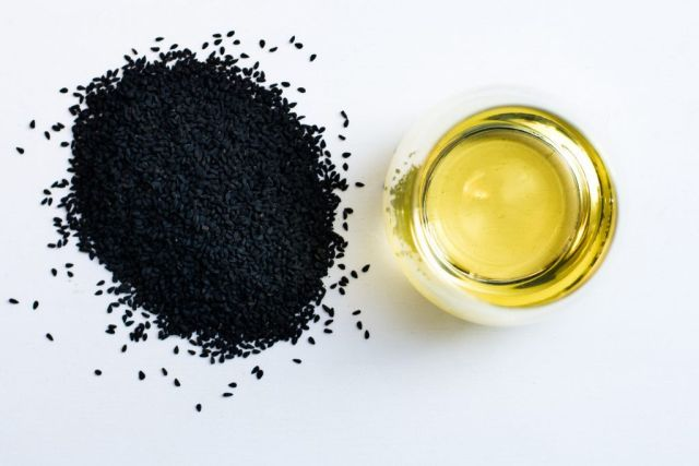 czarnuszka - olej