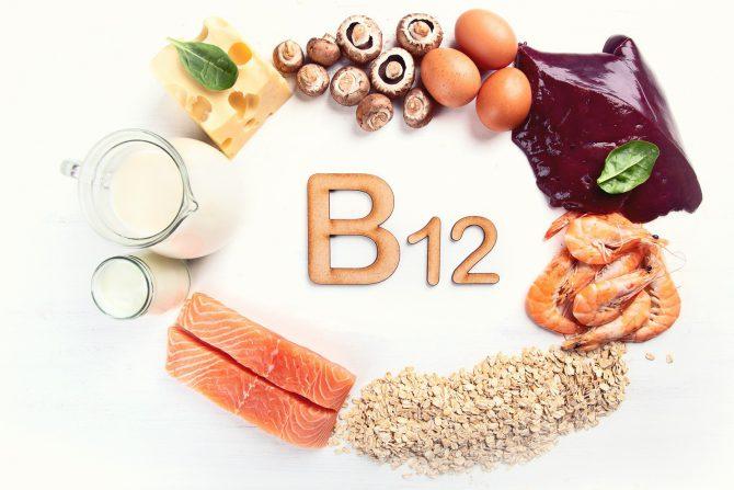 witamina b12 właściwości